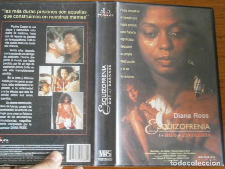PELICULA VHS, ESQUIZOFRENIA (Cine - Películas - VHS)