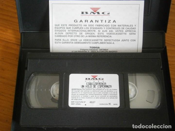 Cine: PELICULA VHS, ESQUIZOFRENIA - Foto 2 - 257403440