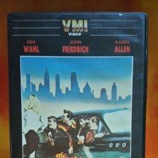 Cine: THE WANDERERS, LAS PANDILLAS DEL BRONX - VHS. Lote 257747705