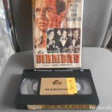 Cinema: VHS - MARIDOS - 17. Lote 259866925