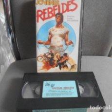Cinema: VHS - JOVENES REBELDES - 19. Lote 259867135