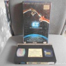 Cinema: VHS - E.T. 22. Lote 259867405