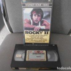 Cine: VHS - ROCKY II - 11. Lote 260818195