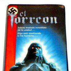 Cine: EL TORREON (1983) - MICHAEL MANN SCOTT GLENN IAN MCKELLEN ALBERTA WATSON JÜRGEN PROCHNOW VHS 1ª ED.. Lote 261301450