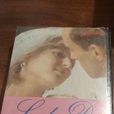 Cine: LADY DI HISTORIA DE AMOR - CINTA VHS - ESTUCHE ORIGINAL VIDEOSONY - ESCASO. Lote 261657735