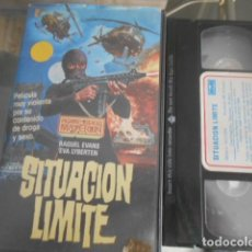 Cinema: VHS - SITUACION LIMITE - 18. Lote 261915680