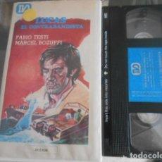Cinema: VHS - LUCAS EL CONTRABANDISTA - 21. Lote 261915865