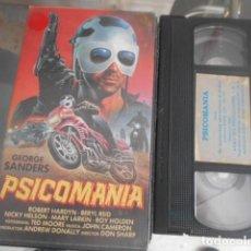 Cinema: VHS - PSICOMANIA - 27. Lote 261916325