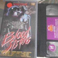 Cinema: VHS - BLOOD SISTERS - 28. Lote 261916400