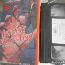 Cinema: VHS - TURKISH CONNECTION - 30. Lote 261916590