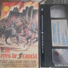 Cinema: VHS - LOS REYES DE FRANCIA - 34. Lote 261917360