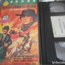 Cinema: VHS - DUROS COMO EL ACERO 16. Lote 262038150