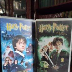 Cine: VHS HARRY POTTER CON ESCENAS NUNCA VISTAS. Lote 262038260