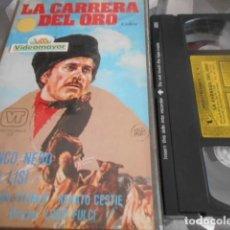 Cinema: VHS - LA CARRERA DEL ORO - 26. Lote 262039120