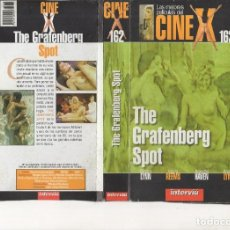 Cine: VHS - CINE X INTERVIU Nº 162 - TH GRAFENBERG SPOT - GINGER LYNN - AÑO DE PRODUCCION 1985. Lote 262070945