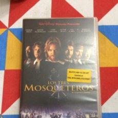 Cine: VHS. LOS TRES MOSQUETEROS DE ALEJANDRO DUMAS. WALT DISNEY. 1993.. Lote 262331090