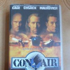 Cine: CON AIR VHS. Lote 262337815