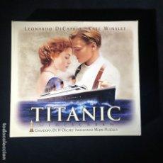 Cine: VHS TITANIC VERSION COLECIONISTA. Lote 262706450