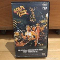 Cine: GOLPE EN LA PEQUEÑA CHINA VHS (1A EDICIÓN). Lote 262900085