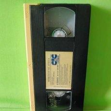 Cine: VHS - MEMORIAS DE ÁFRICA 1985 SIDNEY POLLACK - ROBERT REDFORD , MERYL STREEP - CIC. Lote 262901550
