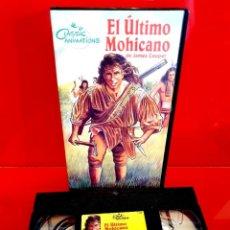 Cine: EL ULTIMO MOHICANO - DIBUJOS ANIMADOS. Lote 262961660