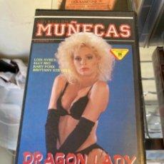 Cine: ANTIGUA PELÍCULA X VHS. Lote 262994720