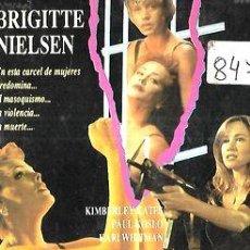 Cine: CADENAS CALIENTES II BRIGITTE NIELSEN PAUL KOSLO VHS. Lote 264384574