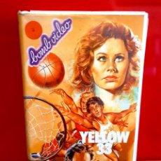 Cine: YELLOW 33 (1983) - KAREN BLACK, WILLIAM TEPPER, JACK NICHOLSON. Lote 265847814