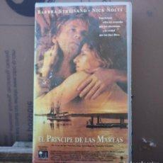 Cine: EL PRÍNCIPE DE LAS MAREAS, VHS. Lote 266322318