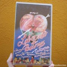 Cine: LABERINTO DE PASIONES, ALMODÓVAR; VHS. Lote 266332968