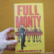 Cine: FULL MONTY, VHS. Lote 266333708