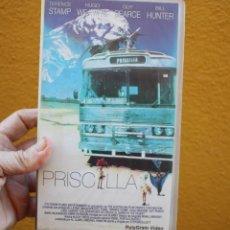 Cine: PRISCILLA, LA REINA DEL DESIERTO; VHS. Lote 266333868