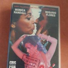 Cine: VHS - CALE - MONICA RANDALL, ROSARIO FLORES. Lote 266575643