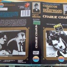 "Cine: CHARLES CHAPLIN , (""SOLO CARATULA""). Lote 266978864"
