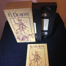 Cine: VHS EL QUIJOTE 2 VHS. Lote 267835419