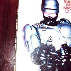 Cine: ROBOCOP 3 EN VHS. Lote 268512544