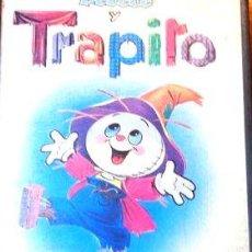 Cine: PETETE Y TRAPITO GARCIA FERRE VHS ORIGINAL. Lote 268527474