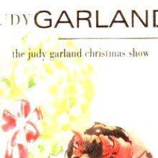Cine: JUDY GARLAND THE CHRISTMAS SHOW LIZA MINNELLI MEL TORME VHS. Lote 268538814