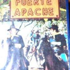 Cine: FUERTE APACHE JOHN WAYNE SHIRLEY TEMPLE VHS ORIGINAL. Lote 268549104
