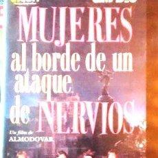 Cine: MUJERES AL BORDE DE UN ATAQUE DE NERVIOS DE PEDRO ALMODOVAR. Lote 268550794