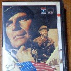 Cine: JURAMENTO DE VENGANZA CHARLTON HESTON VHS ORIGINAL. Lote 268556884