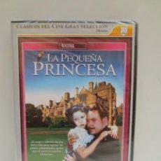 Cine: DVD, LA PEQUEÑA PRINCESA. SHIRLEY TEMPLE - RICHARD GREENE - REMASTERIZADO DIGITALMENTE - PRECINTADO. Lote 268822389