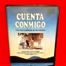 Cine: CUENTA CONMIGO (1986) - WIL WHEATON, RIVER PHOENIX -ADAPTACIONES DE STEPHEN KING. Lote 268903044