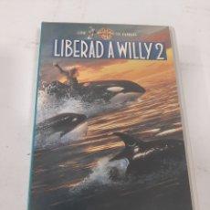 Cine: VHS 312 LIBERAD A WILLY 2 -VHS SEGUNDA MANO. Lote 269093823