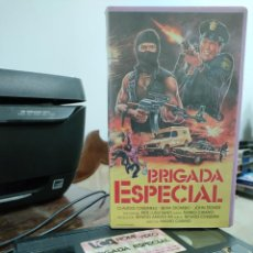 Cine: BRIGADA ESPECIAL - MARIO CAIANO - SILVIA DIONISIO, JOHN STEINER - VCA. Lote 269251593