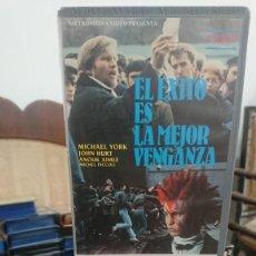 Cine: EL EXITO ES LA MEJOR VENGANZA - JERZY SKOLIMOWSKY - MICHAEL YORK , JOHN HURT - METROMEDIA VIDEO 1987. Lote 269252468