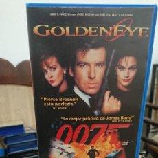 Cine: GOLDENEYE 007 - MARTIN CAMPBELL - PIERCE BROSNAN , IAN FLEMING - MGM 1995. Lote 269254553