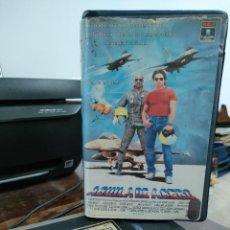 Cine: AGUILA DE ACERO IRON EAGLE - SIDNEY J. FURIE - LOUIS GOSS , JASON GEDRICK - RCA 1985. Lote 269262443
