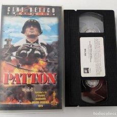 Cine: PELICULA VHS PATTON - COLECCION CINE BÉLICO. Lote 269341218