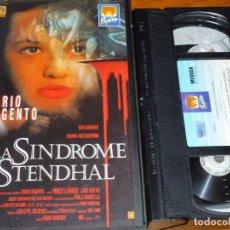 Cine: LA SINDROME DI STENDHAL - DARIO ARGENTO, ASIA ARGENTO - EDICION DE IMPORTACION EN V.O ITALIANO - VHS. Lote 269345923